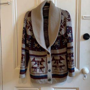 Rubbish | printed sweater